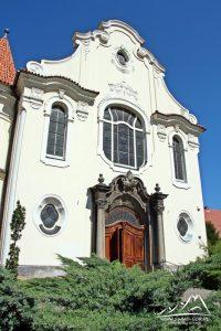 Kościół św. Trójcy.
