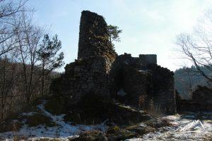 Zamek Rychleby.