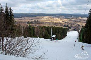 Stok narciarski.