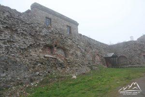 Fort Ostróg.