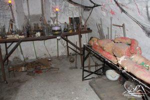 Sala dr Frankensteina.