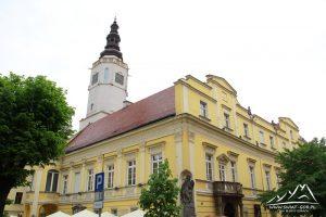 Rynek w Świdnicy.
