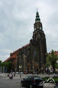 Katedra św. Stanisława i św. Wacława.