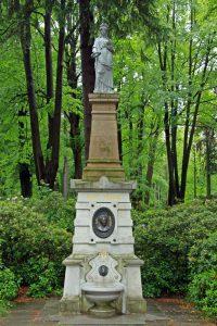 Czeski pomnik.