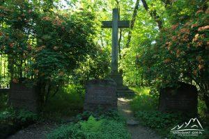 Cmentarz rodu von Tiele-Winckler.