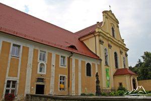 Klasztor Franciszkanów.