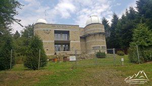 Obserwatorium na Lubomirze.