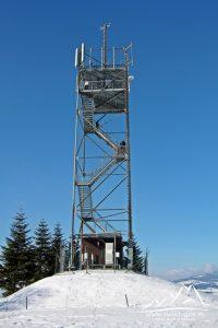 Wieża na szczycie Val.