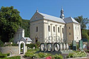 Kościół św. Józefa w Muszynie.