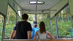 Jedziemy na Górę Parkową.