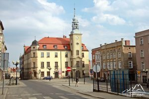 Najwyżej położony ratusz w Polsce.