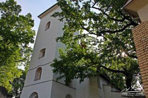 Stary kościół.