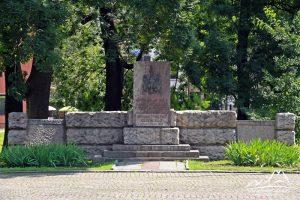 Pomnik Bohaterów o Wolność Rzeczypospolitej.