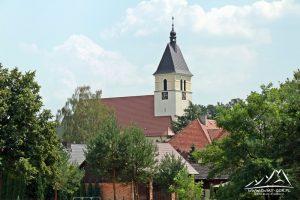 Kościół w Zagwiździu.