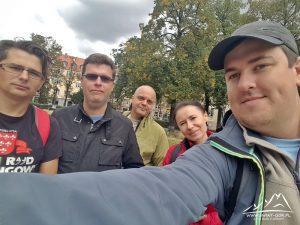 Ruszamy zwiedzać Opole.