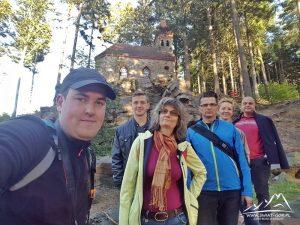 Adrian, Stasiu, Gosia, Tomek, Asia i Mirek.