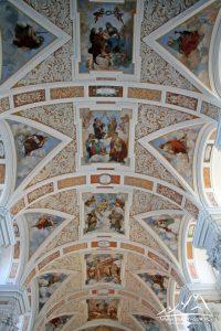 Freski w kościele św. Józefa Robotnika