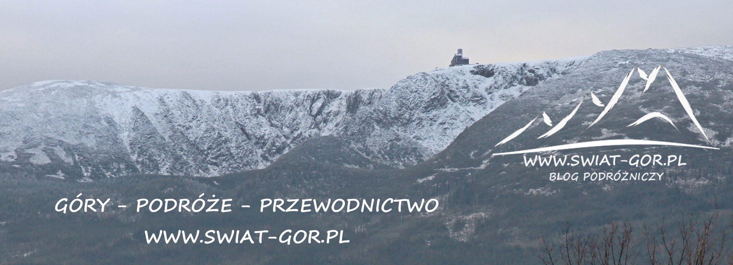 Świat Gór - Blog podróżniczy
