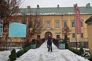 Zamek w Międzylesiu.